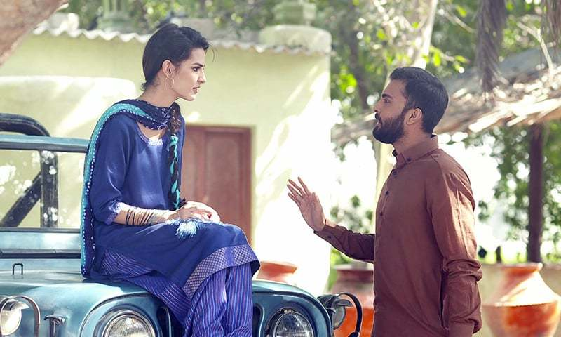 Geo TV's 'Heer' is the story of an independent village girl