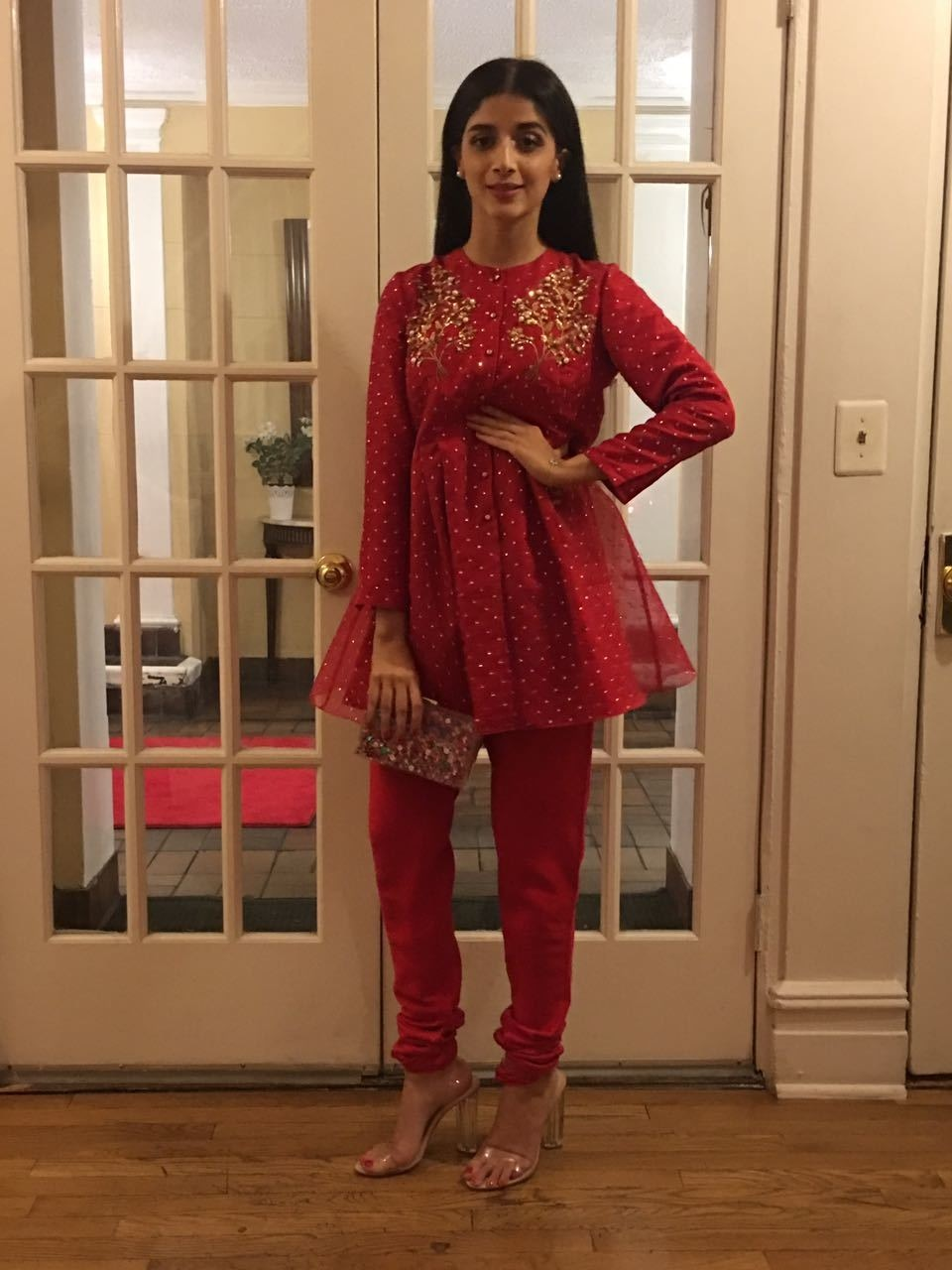 Style Diaries Mawras Stunning Outfits At The Pakistan