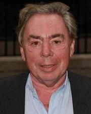 Composer Andrew Lloyd Webber