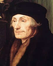 Humanist and Theologian Erasmus