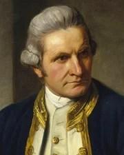 Captain/Explorer James Cook