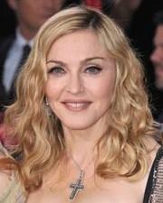 Pop Star Madonna