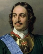 Russian Tsar Peter the Great