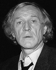 Actor and Singer Richard Harris