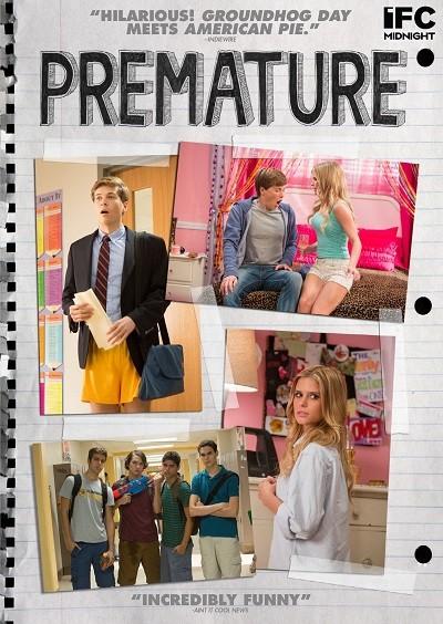 Lise Macerası - Premature 2014 ( BRRip XviD ) Türkçe Dublaj - Tek Link