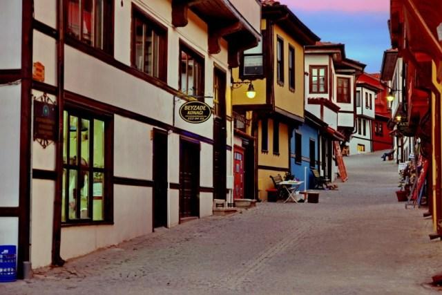 Odunpazarı Eskişehir turizminin merkezi
