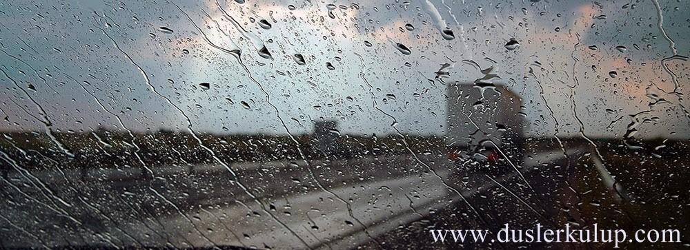 yağmur sensörünün çalışma prensibi