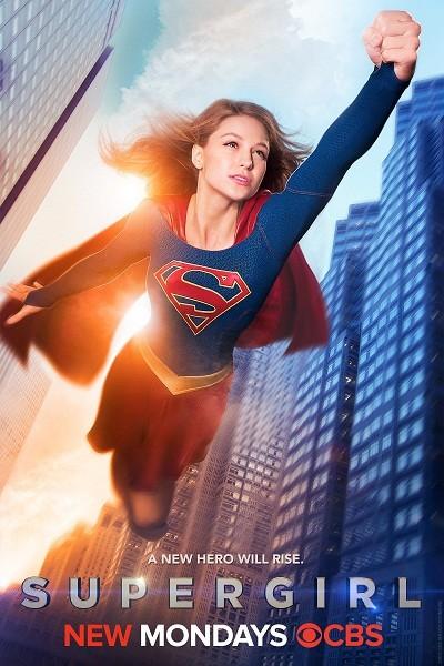 Supergirl 1.Sezon Tüm Bölümler ( HDTV XviD ) Türkçe Dublaj Tek Link İndir