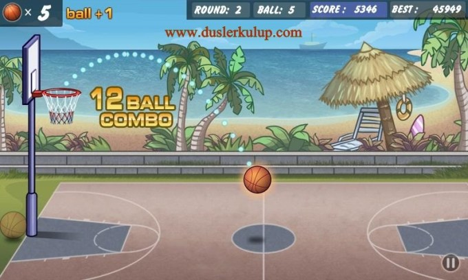 WQ2y02 Basketball Shoot 1.19.23 Android Oyununu Full İndir