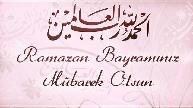 lZzgAr En Güncel Hazır Yazılı ve Resimli Ramazan Bayramı Mesajları