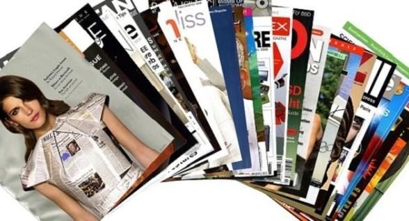 Nisan Ayı Dergileri - Sandalca.com