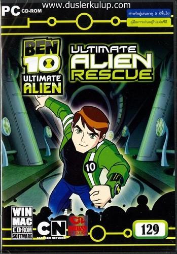 y08d8L Ben 10 Ultimate Alien 2017 Bilgisayar Oyununu Son Sürüm İndir
