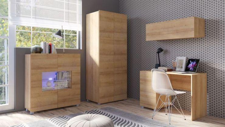 Wohnwand Mit Schreibtisch 2021
