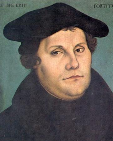 Fundador del Protestantismo Martín Lutero