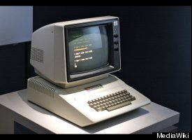 The first personal computer