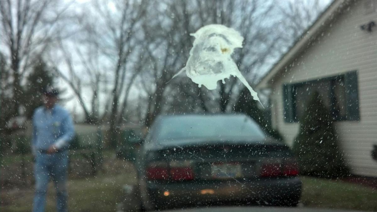 Jesus In Car Image