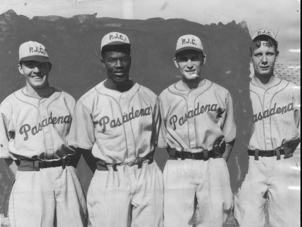 Jackie Robinson Southern California S Hometown Hero