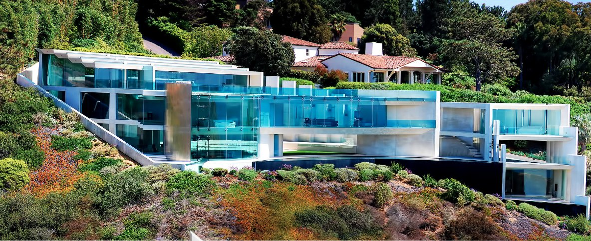 The Razor Residence In La Jolla California May Be The Real Iron Man House PHOTOS HuffPost