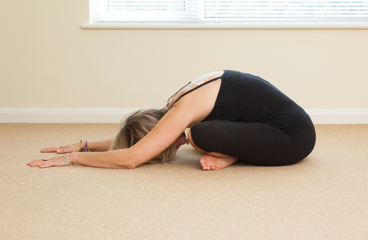 10 Of The Best Yoga Poses For Sleep