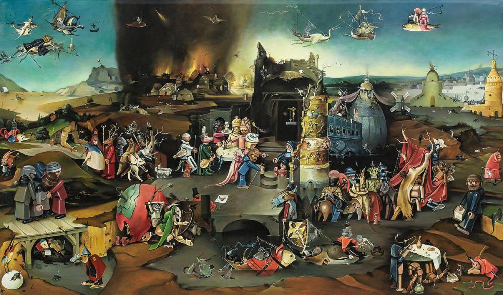 [Culture - Art - Photo] Des Playmobil pour revisiter les classiques de la peinture (5/6)