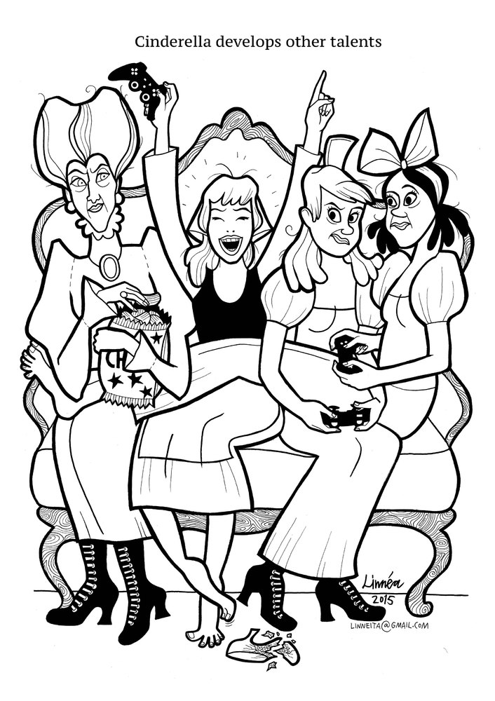 super strong princesses 39 coloring book shows little girls how high