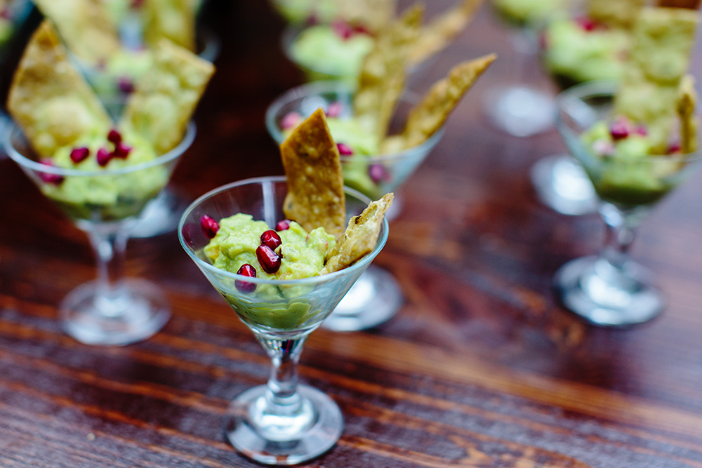 24 Unconventional Wedding Foods Your Guests Will Obsess