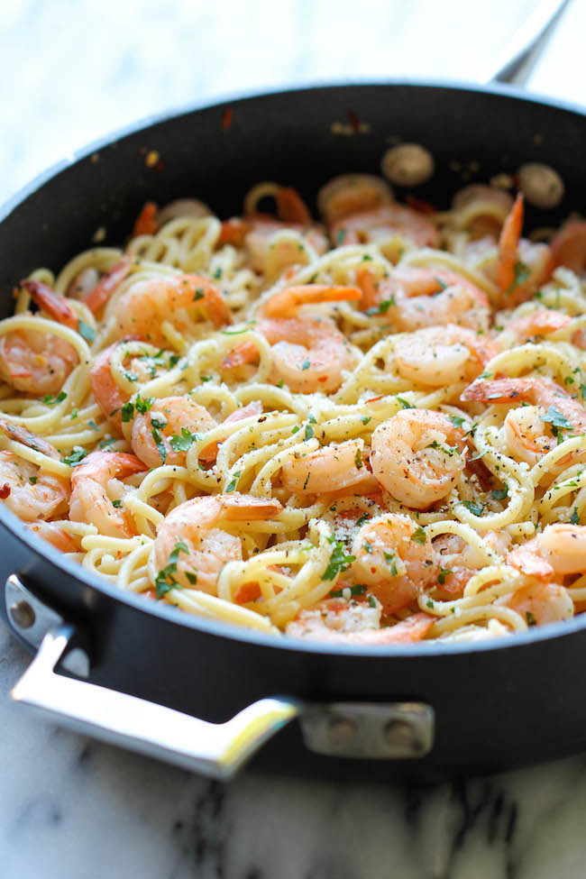 Easy Pasta Recipes That Can Be Made In 30 Minutes Or Less