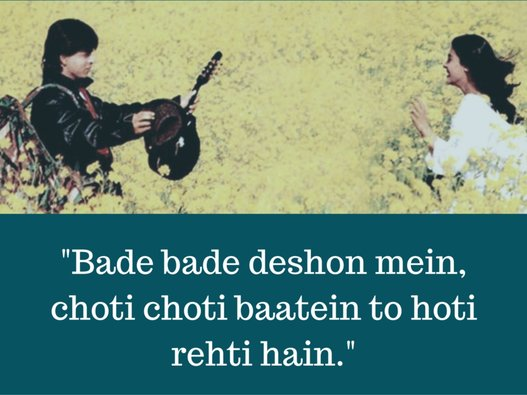 Image result for dilwale quotes