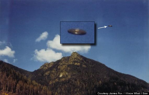 vancouver island ufo