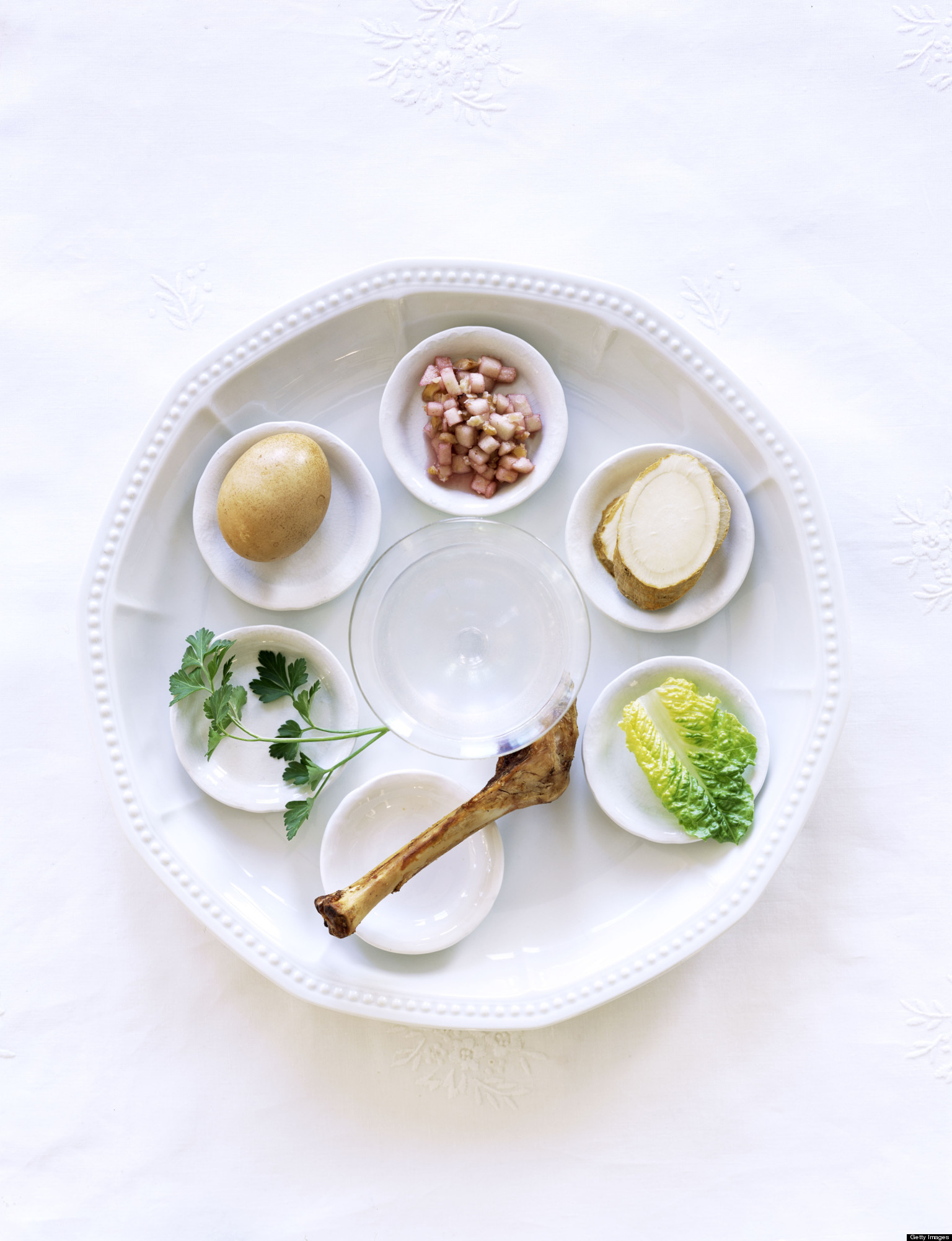 The Seder Plate And Your Health Nutritious Benefits Of