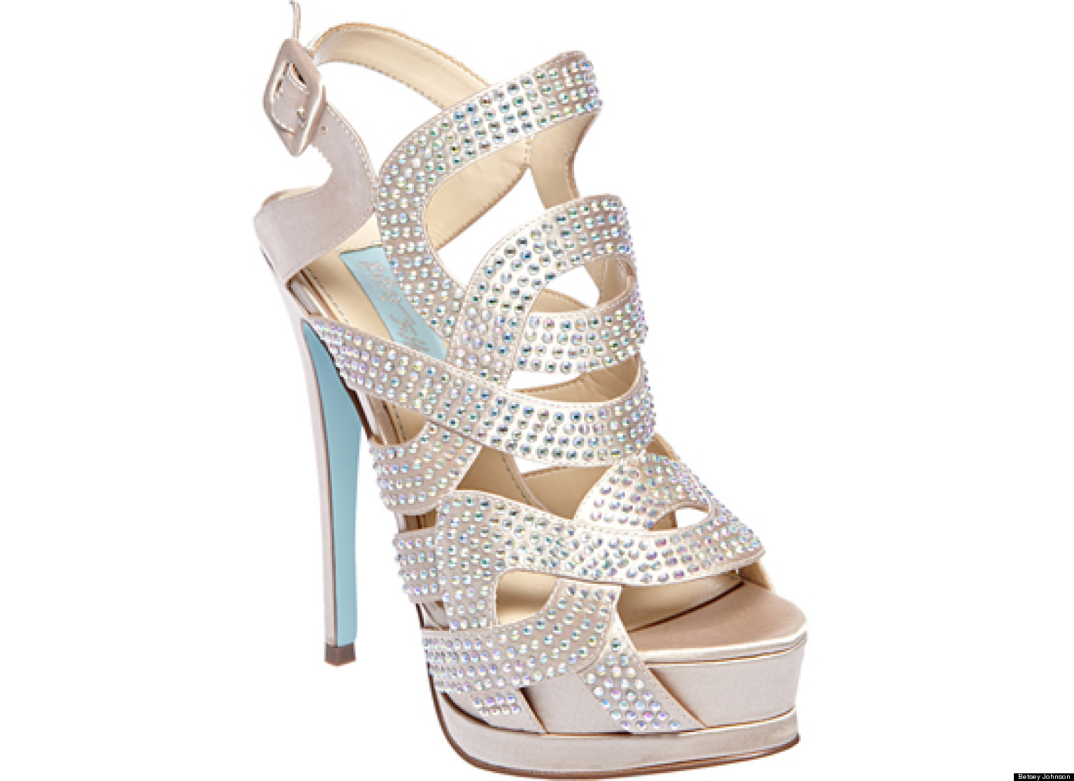 Betsey Johnson's Bridal Shoe Collection To Debut On Zappos