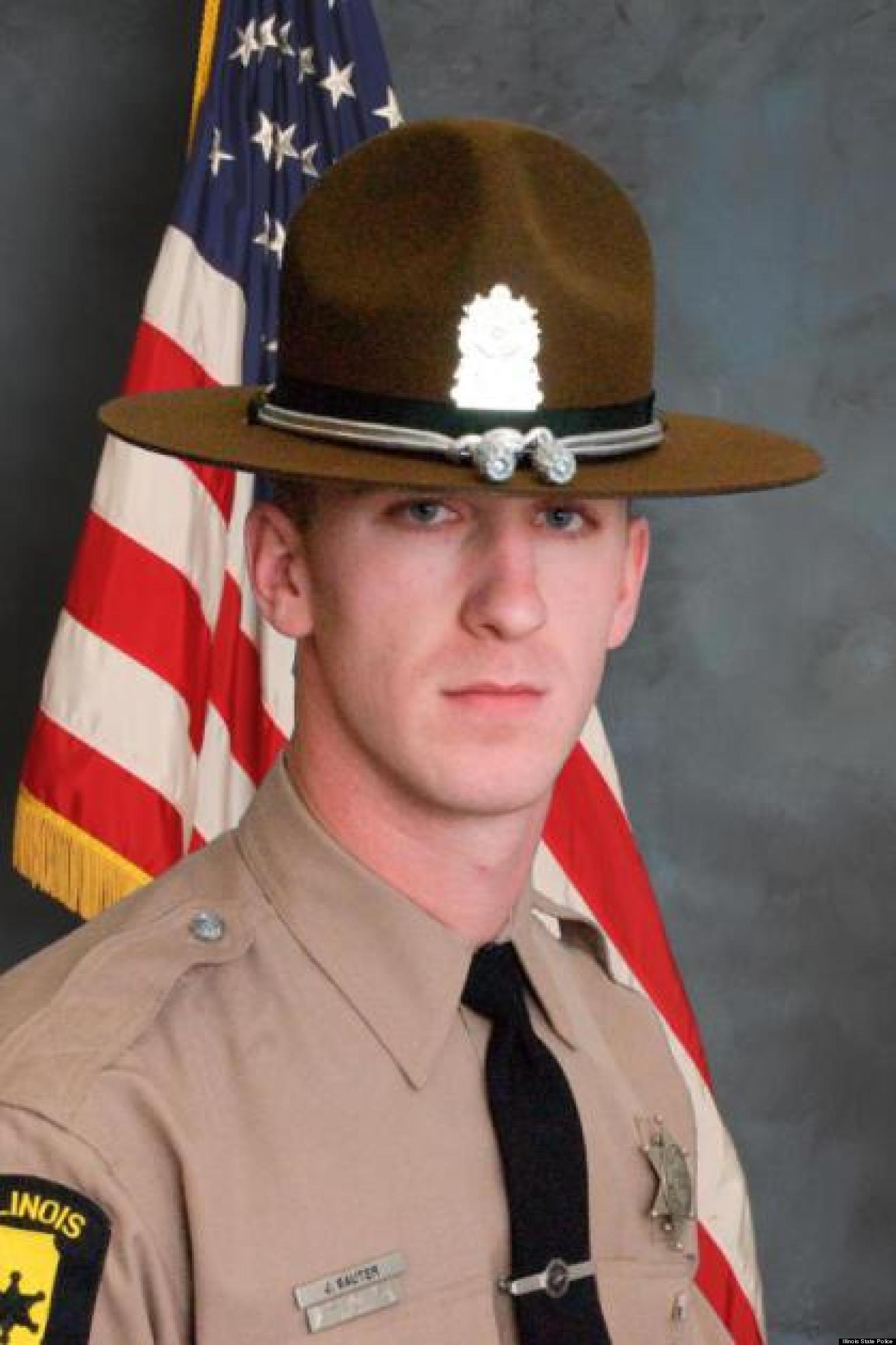 James Sauter State Trooper Killed By Semi Truck On Tri