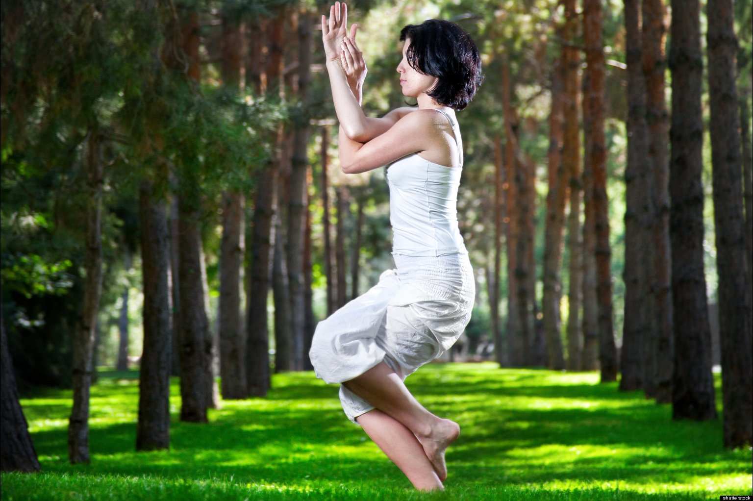 The 10 Best Yoga Poses For Stress Relief Photos