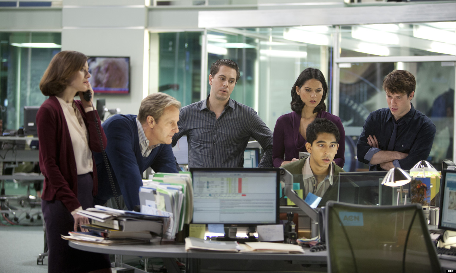 The Newsroom Cancelled