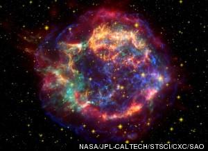 Supernova Bacteria