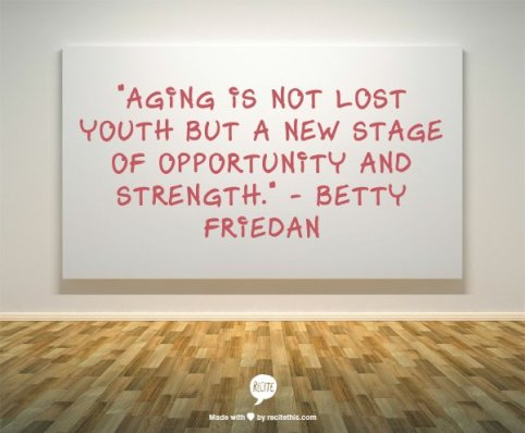 quotes on aging