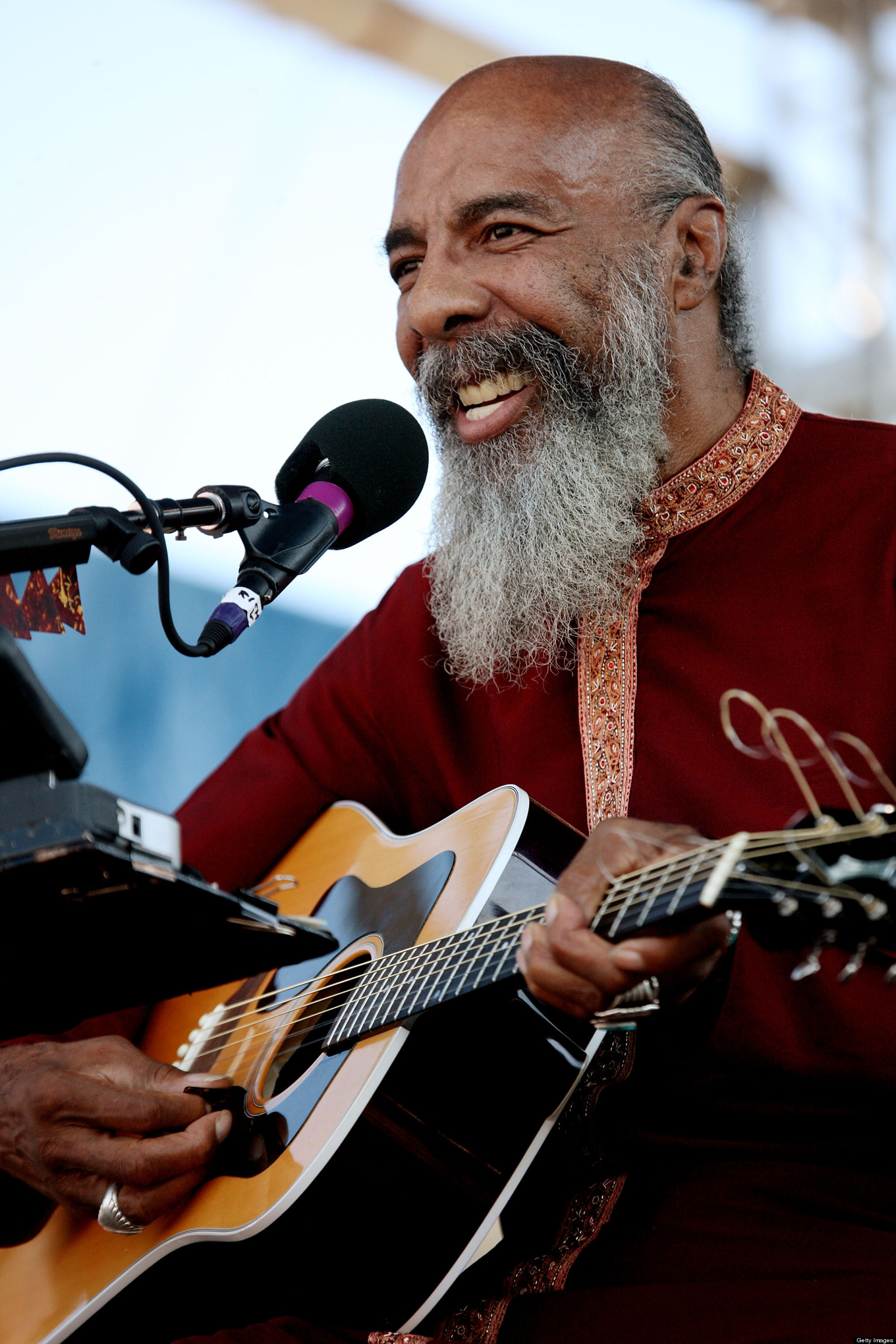 Revisiting Woodstock With Richie Havens Huffpost