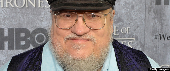 GEORGE RR MARTIN GREAT GATSBY
