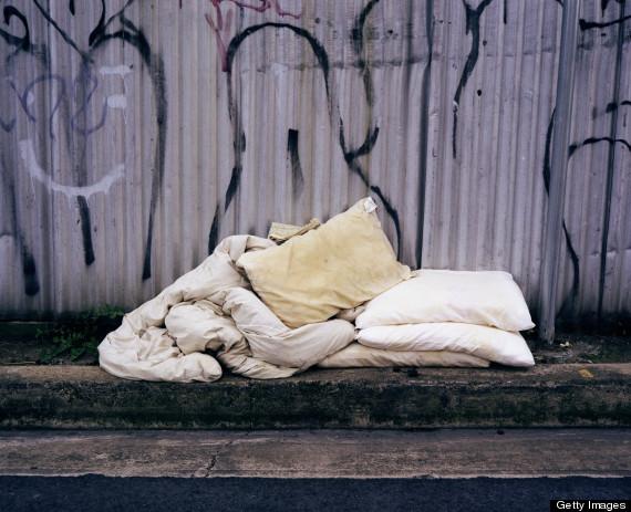 homelessness crime
