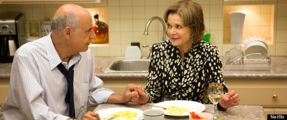 Lucille and George/Oscaar Bluth