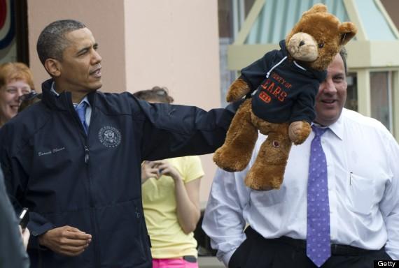 obama bear photo