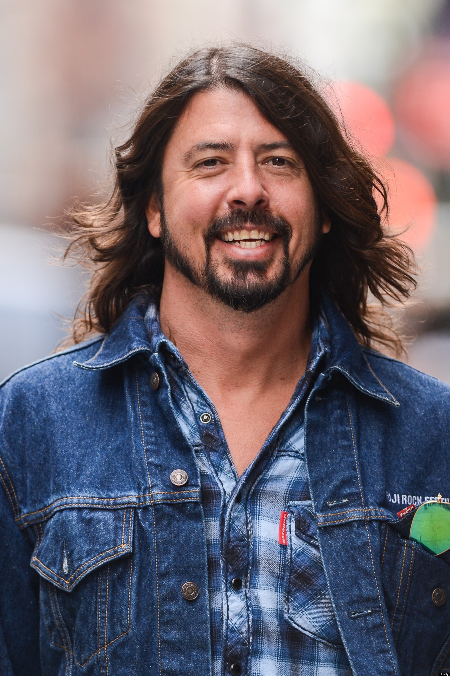 Dave Grohl Relationships