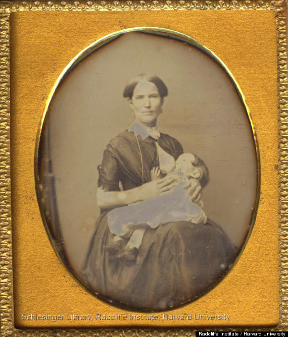 victorian breastfeeding photos