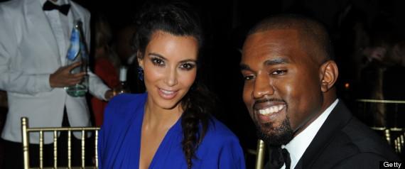 Kim Kardashian Kanye West Wedding Rumors