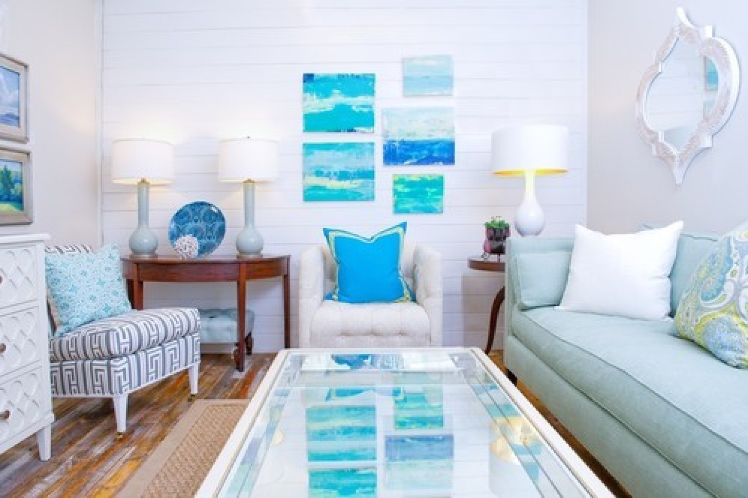 8 Beach Homes That Don't Come Close To Making Us Seasick