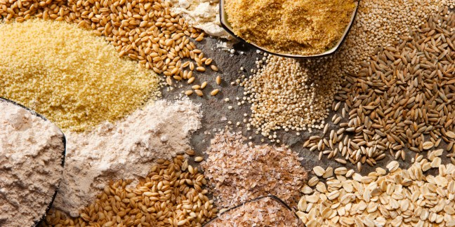 satvik food grains