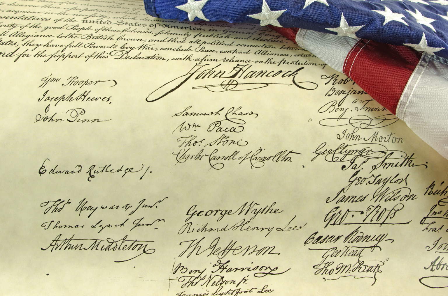 The Declaration Of Independence And The Constitution