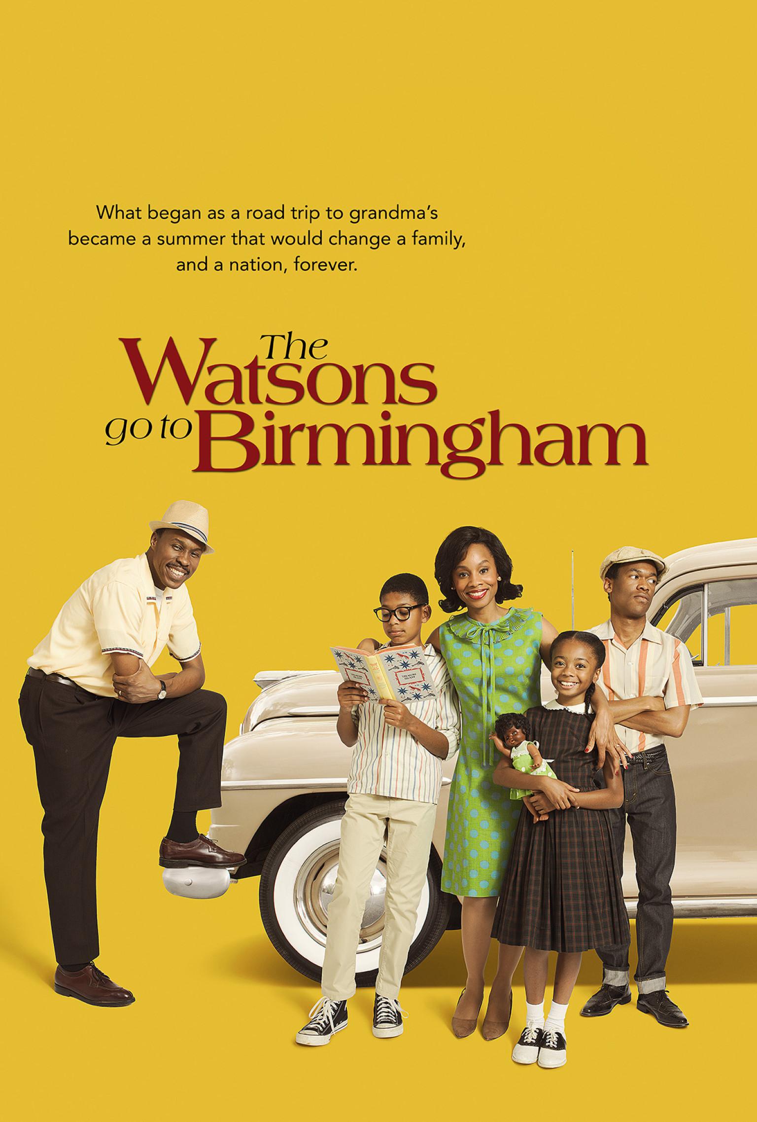 The Watsons Go To Birmingham Novel Adaptation Set To