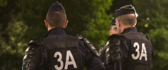 POLICE TRAPPES