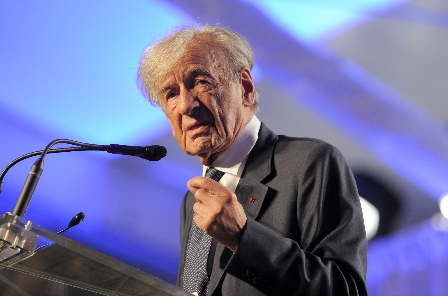 An Evening Of True Inspiration With Elie Wiesel Video